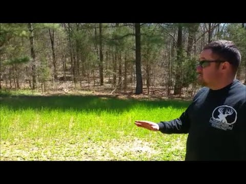 Land Management Review of Our Farm with Heartland Deer Management 04-07-17