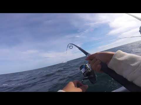 Fishing At Miss Belmar