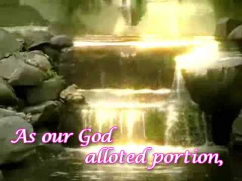 God Has Called For His Purpose-Karaoke-With Lyrics