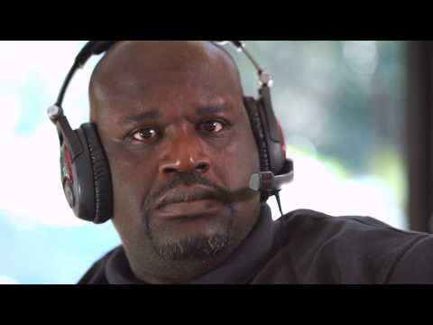 Shaq Says #GetCovered and Tune In To The White House Competitive Gaming Event