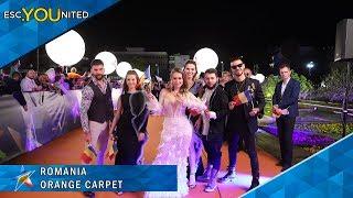 Orange Carpet Ester Peony - On A Sunday (Romania)
