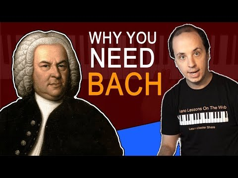 Improve Your Two Hand Playing Technique With Bach Pieces