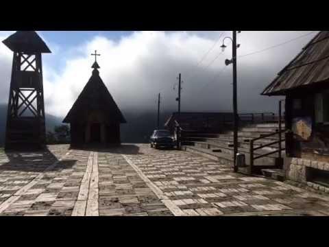 Mecavnik, Drvengrad, Küstendorf Srbija!! Travel to Serbia Mecavnik