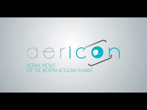 AERICON - AERIAL VIEWS OF NORTH AEGEAN ISLANDS  (2013-2014)