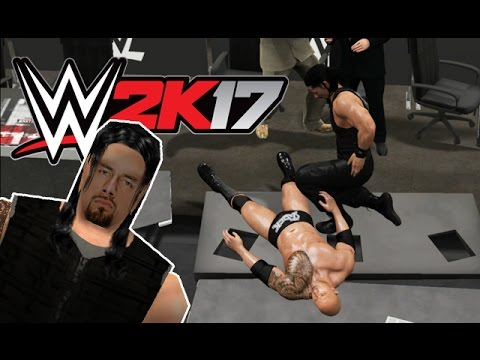 WWE 2K17 - That Was One LOOOOONG Match. [Last Man Standing] - PS4