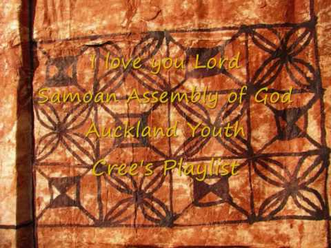 I love you Lord - SAOG Auckland Youth