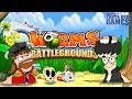 Worms Battlegrounds - Match à mort avec Fanta, Bob, Benzaie et Hyrul3 - Xbox One