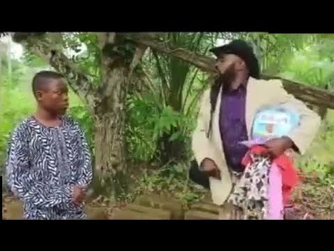 Chief Imo Comedy || chief imo turns mad and was caught by young boy