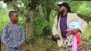 Chief Imo Turns Mad and Was Caught by Young boy - Chief Imo Comedy