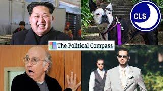 Colin vs. The Political Compass -- Colin's Last Stand (Episode 2)