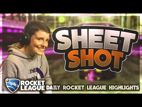 Daily Rocket League Plays: Jessie finally hitting a double touch? (not clickbait) thumbnail