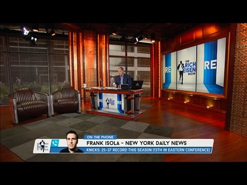 Frank Isola of New York Daily News Talks Knicks Basketball & More - 3/2/16