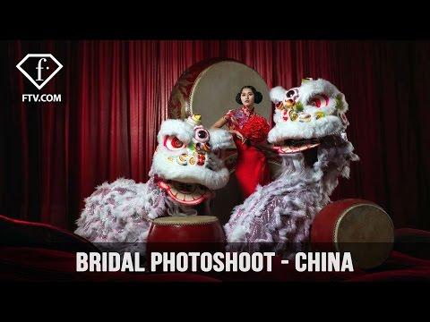 Bridal Photoshoot China 2016 | FashionTV