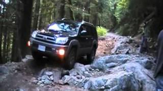 eagle ridge 2003 4runner 4x4 offroading