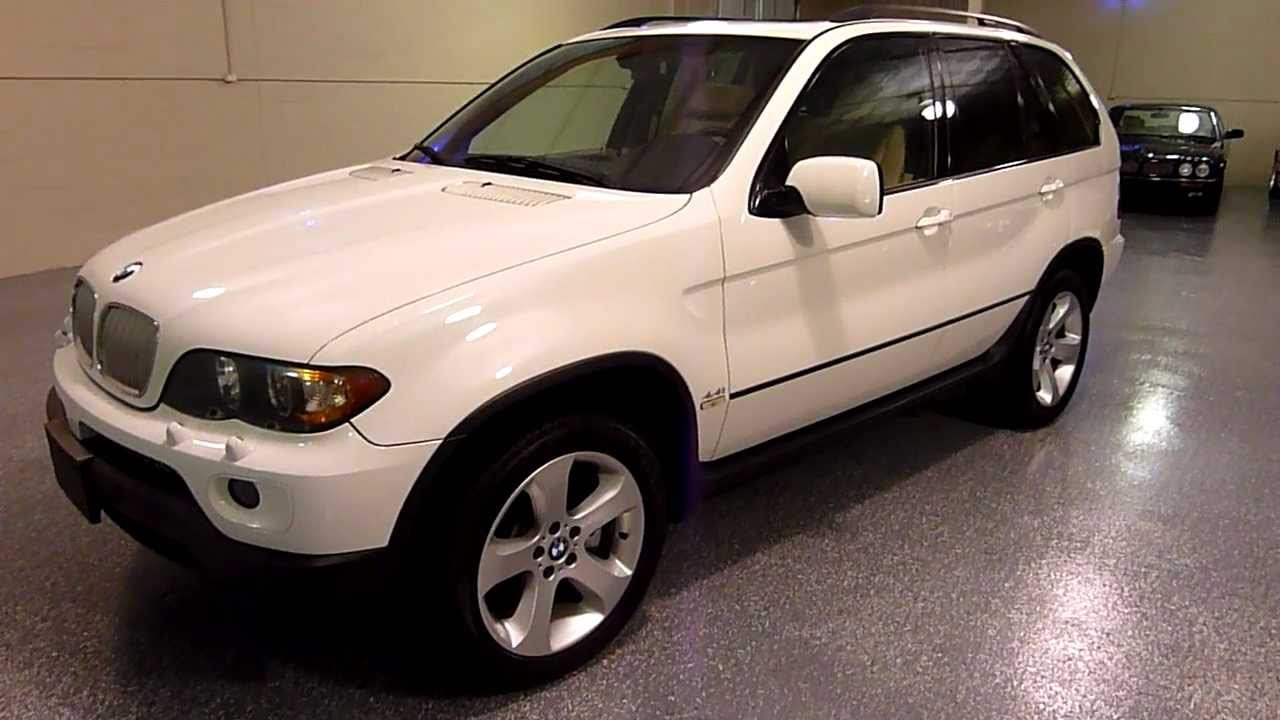 2005 bmw x5 4dr awd sport 2051 sold youtube. Black Bedroom Furniture Sets. Home Design Ideas
