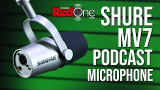 Shure MV7 Unboxing/Test - 2020's New Bestselling Podcast Microphone?
