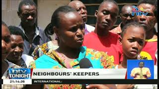 Residents in Kiambiu use the 'nyumba kumi' initiative to ensure children attend school