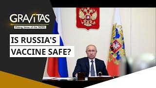 Gravitas: Russia's Covid-19 vaccine: WION answers the FAQs