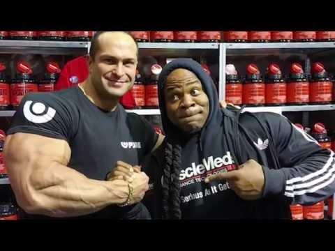 Bodybuilding Motivation Video - Alex Fedorov