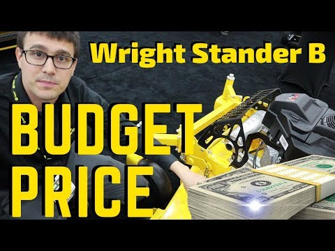 Wright Stander B with Ed Wright | Commercial Mower with a Budget Price!