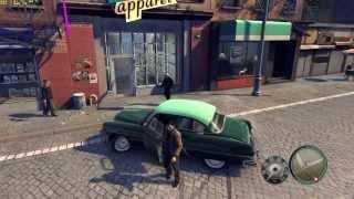 Mafia 2™ gameplay HD #1