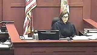 Courtroom Confrontation: Judge Berates and Sentences Domestic Violence Victim