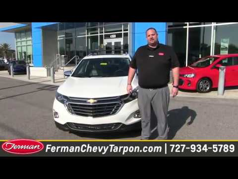 2018 Chevy Equinox | Review | All New Redesigned SUV | Ferman Chevrolet Of Tarpon  Springs