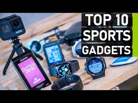 Top 10 Cool Sports Gadgets you Should Have