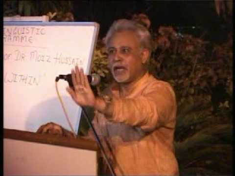 Lecture of Prof. Dr. Moiz Hussain About World Within At Liaquat National Hospital Part 8.mpg