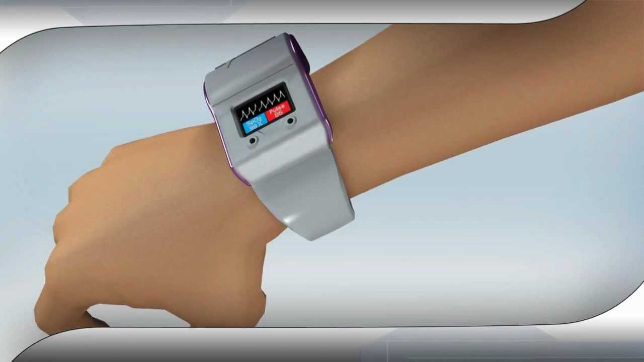 Wearable Pulse Oximeter