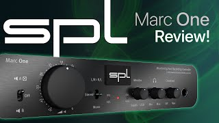 SPL Marc One Monitor & Recording Controller Review!