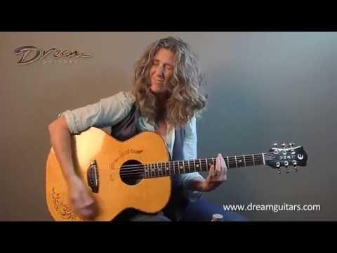 "Dream Guitars Performance - Vicki Genfan - ""Blow Out That Flame"""