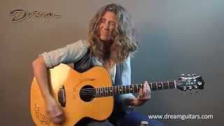 "Baixar Dream Guitars Performance - Vicki Genfan - ""Blow Out That Flame"""