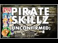SUMMONERS WAR : DEM PIRATE SKILLZ!!! (unconfirmed and unofficial)