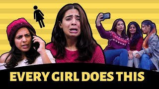 THINGS ALL GIRLS DO (But Don't Admit) || Swara