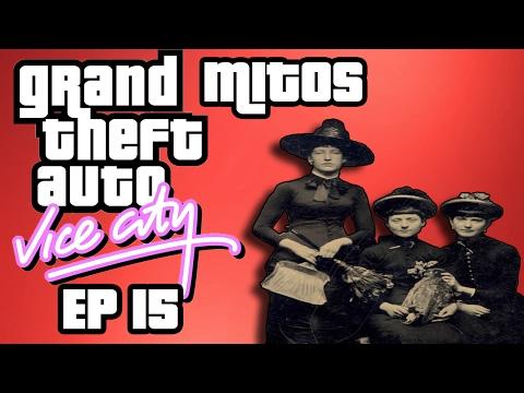 GTA Vice City Mito #15: Asamblea de Brujas