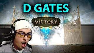 TRICK OPENING D GATES 1V9 CARRY|TYLER1 VS XQC| LL STYLISH SOLD HIS BOOTS - TOP LoL Series #21
