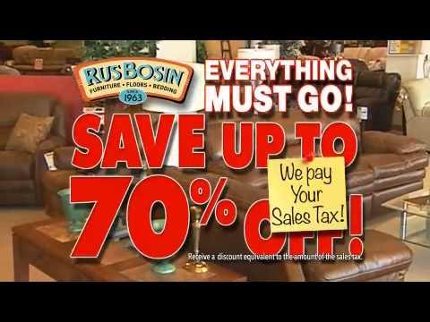 Rusbosin Furniture Final Days For Greensburg Store Closing