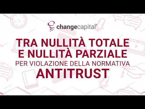 Tra nullità totale e nullità parziale per violazione della normativa Antitrust