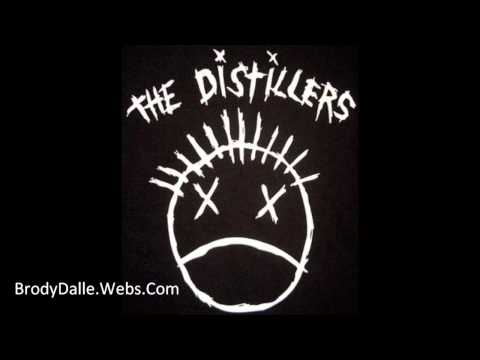 """The Distillers - Oldscratch 7"""" EP"""