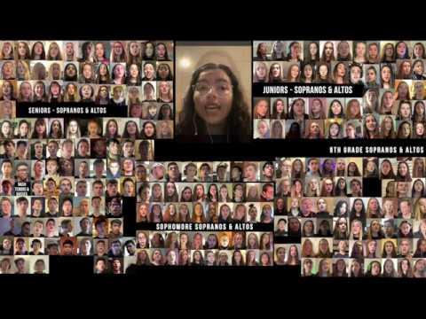 North Allegheny Virtual Choir Baba Yetu - Christopher Tin