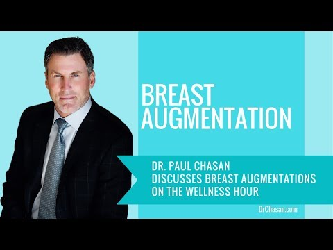 The Best Breast Implants for Breast Augmentation in San Diego - Dr. Paul Chasan