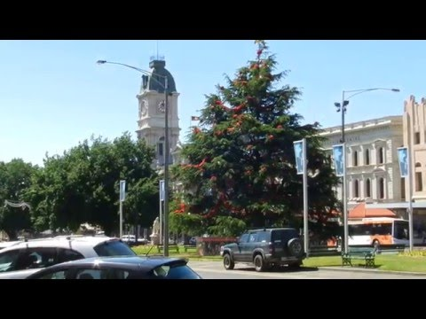 Victoria - City Tours - Ballarat City Centre 2015 12 17
