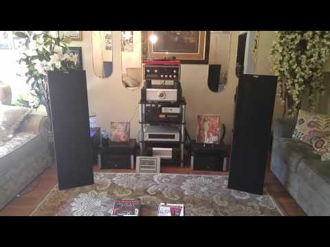 Magnepan MMG & Musical Fidelity KW 500