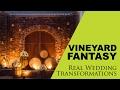 Real Weddings | Vineyard Fantasy by Heaven's Gift