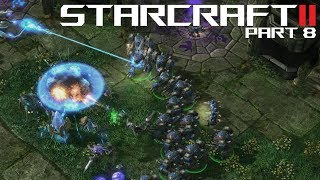 StarCraft II Wings of Liberty Gameplay 1080p60 - Part 8