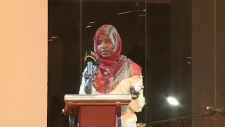 مناظرة: سؤال القبيلة في الأوراق الثبوتية ؟   نجاة سليمان و أحمد الطيب حياتي   TEDxOmdurman