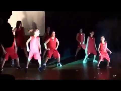 Saggio di Natale 2014 TOP DANCE