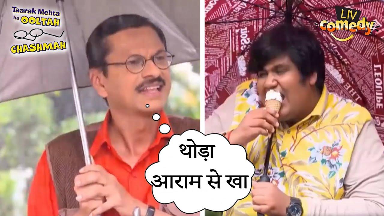 पोपट ने पूछा गोवा ट्रिप के बारे में | तारक मेहता का उल्टा चश्मा | Comedy Videos