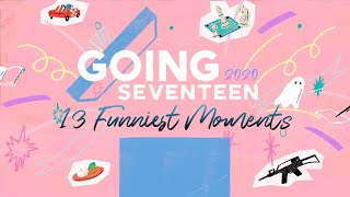Going Seventeen 2020 [1st Half] - 13 Funniest Moments